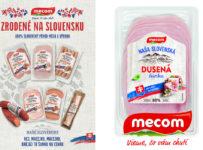 Súťaž o 3 balíčky s výrobkami Mecom