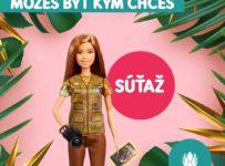 Súťaž o bábiky Barbie