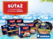 Súťaž o balíček produktov SOKRA