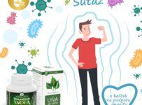 Súťaž o balíček produktov na podporu prevencie a imunity