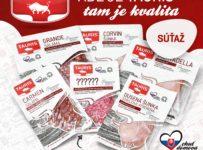Súťaž o balíček trvanlivých výrobkov od Taurisu