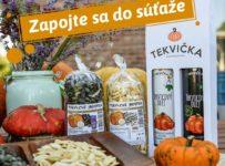 Súťaž o balík dobrôt Tekvička