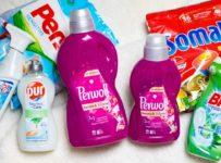 Súťaž o čistiace prípravky od Henkel s novinkou Perwoll Renew & Blossom