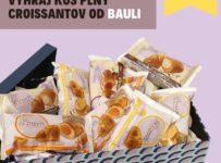 Súťaž o darčekový kôš plný croissantov vo všetkých 7 príchutiach