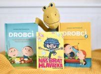 Súťaž o detské knižky Drobci (I, II) a Náš brat hlavička