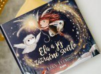 Súťaž o knižku Ela a jej zázračné svetlo
