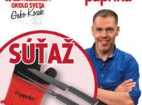 Súťaž o kuchárske náradie od TV Paprika