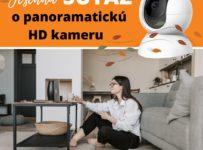 Súťaž o panoramatickú HD kameru