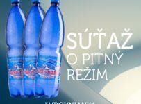Súťaž o pitný režim od Ľubovnianky