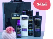 Súťaž o profesionálnu vlasovú kozmetiku od značky TRESemmé