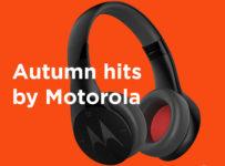 Súťaž o skladacie bezdrôtové slúchadlá Motorola Pulse Escape