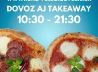 Súťaž s Luna Rossa 2 pravé talianske pizze z COMBO menu