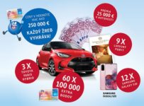 Vianočná súťaž s dm active beauty o ceny v hodnote viac ako 250 000 €