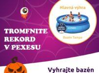 Vyhrajte bazén Marimex alebo zľavové kódy
