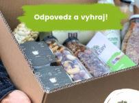 Vyhrajte raňajkový NUTTERY box plný chutných výrobkov zo Slovenska