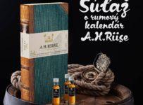 Vyhrajte rumový (adventný) kalendár A.H. Riise