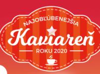 o najobľúbenejšiu kaviareň na Slovensku