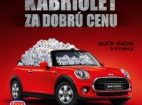Spotrebiteľská súťaž Kabriolet za dobrú cenu