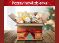 Súťaž TESCO Vianočná potravinová zbierka