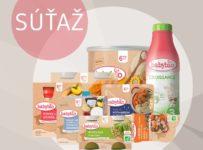 Súťaž o 10 balíkov Babybio v hodnote až 40€