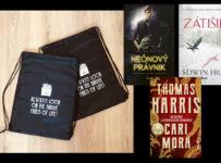 Súťaž o 3 štýlové ruksaky a knihy