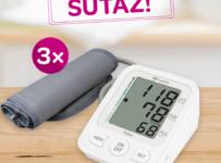 Súťaž o 3x Truelife, Pulse digitálny tlakomer