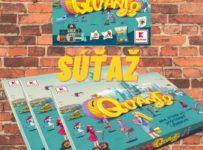 Súťaž o 3x spoločenskú hru QUANTO od Kauflandu