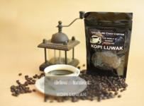 Súťaž o 50 gramov originálnej cibetkovej kávy