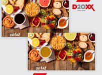 Súťaž o Kartu DOXX s kreditom 30€