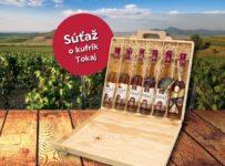 Súťaž o Kufrík Tokaj z vinárstva Ostrožovič
