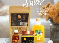 Súťaž o balíček na podporu imunity