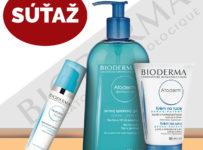 Súťaž o balíček produktov BIODERMA
