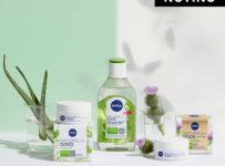 Súťaž o balíčky produktov Nivea z nového radu Naturally Good