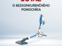 Súťaž o bezdrôtový tyčový vysávač Rowenta Force Flex 560 Aqua