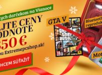 Súťaž o ceny v hodnote 350€ od Extremepcshop