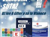 Súťaž o darčekový poukaz na nákup v hodnote 100€ v Kauflande