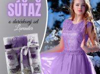 Súťaž o darčekový set Lavender