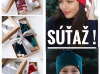 Súťaž o darčekovy set zamatových čiapiek mama a dcéra