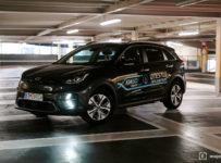 Súťaž o elektromobil KIA e-Niro na víkend