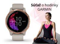 Súťaž o hodinky GARMIN VENU s La joga