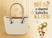 Súťaž o kabelkou ELISS podľa vlastného výberu
