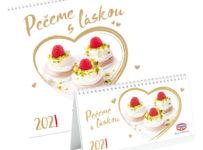 Súťaž o kalendár Pečieme s láskou 2021