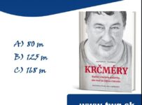 Súťaž o knihu Krčméry