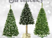 Súťaž o krásny Vianočný stromček