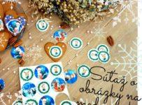 Súťaž o mix jedlých obrázkov na zdobenie medovníčkov