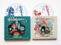 Súťaž o nové audioknihy Websterovci 1a 2