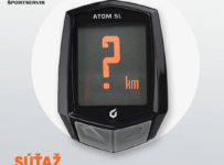 Súťaž o tachometer Blackburn Atom