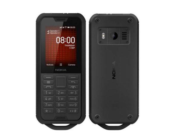 Súťaž o telefón Nokia 800 Tough