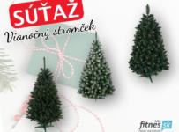 Súťaž o vianočný stromček podľa vlastného výberu do 60€