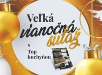 Veľká vianočná súťaž s TOP kuchyňou